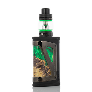 SMOK SCAR-18 Starter Kit - Green Stabwood