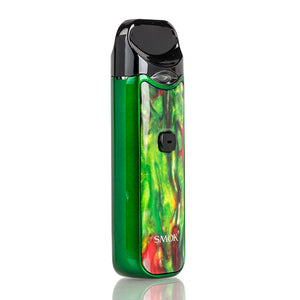 SMOK Nord All In One Pod Starter Kit - Green/Red resin