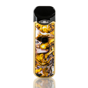 SMOK Nord All In One Pod Starter Kit - Yellow/Purple resin