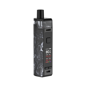 SMOK RPM80 Pod Mod Kit - Black & White Resin