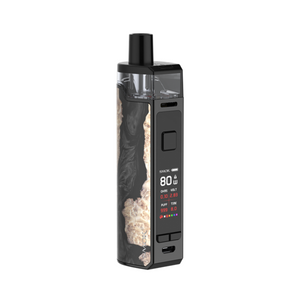 SMOK RPM80 Pod Mod Kit - Black Stabilizing Wood