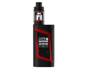 SMOK Alien 220W TC Kit - Black/Red