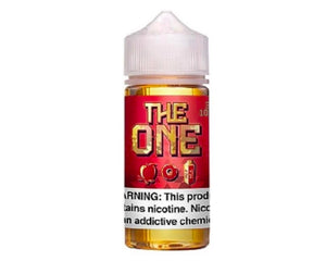 Beard Vape Co - The One Apple (100mL)