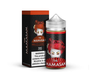 The Mamasan - Bruce Leechee (100ml)