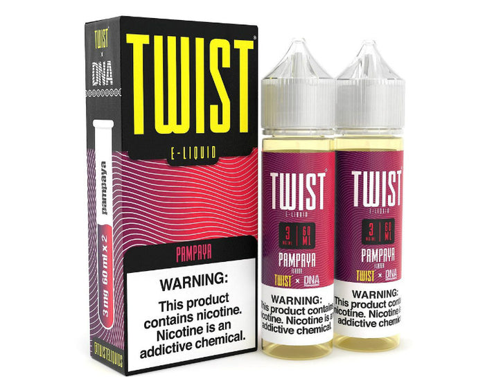 TWIST E-Liquid - Pampaya (120mL)