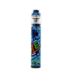 FreeMax Twister 80W & Fireluke 2 Starter Kit - Blue
