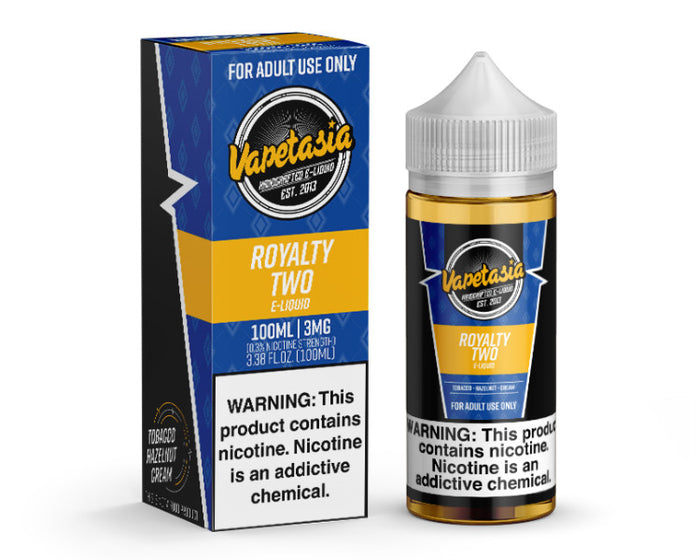 Vapetasia - Royalty II (100mL)