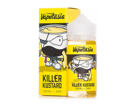 Vapetasia - Killer Kustard (100ml)