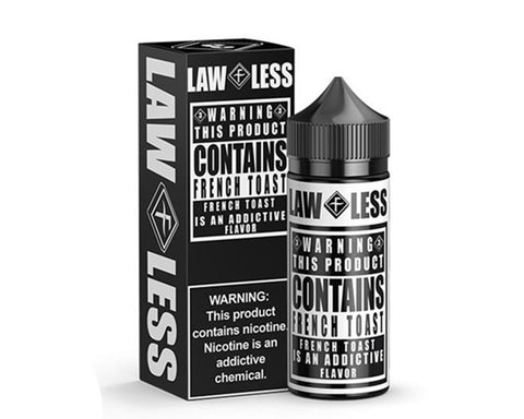WARNING - French Toast (100ml)