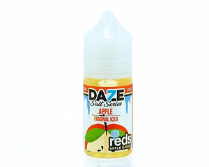 7 Daze Salt - Red's Apple ICED (30ml)