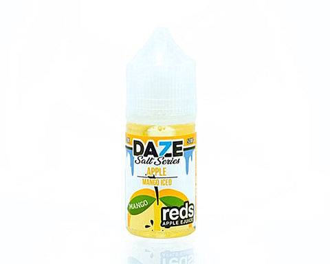 7 Daze Salt - Red's Mango ICED (30ml)