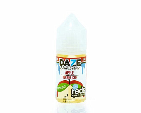 7 Daze Salt - Red's Berries ICED (30ml)