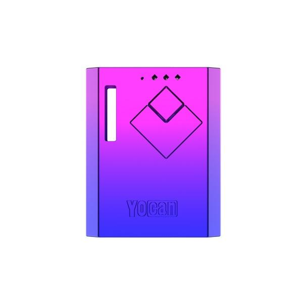 Yocan Wit Box Mod - Blue Purple Gradient