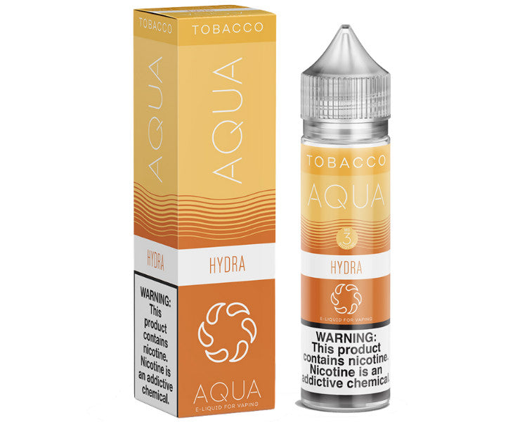 Aqua - TOBACCO Hydra (60mL)
