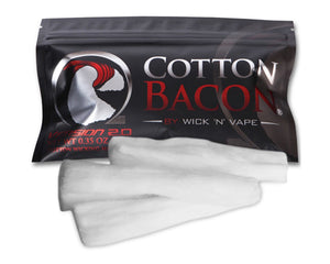 Wick 'N' Vape Cotton Bacon V2 (10pc)