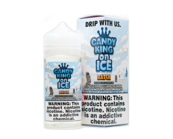 Candy King On Ice - Batch (100mL)