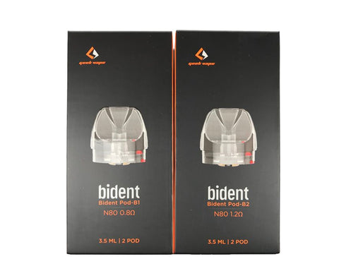 GeekVape Bident Replacement Pods