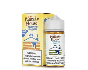 The Pancake House - Blueberry Flapjacks (100mL)