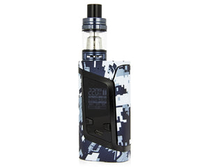 SMOK Alien 220W TC Kit - Camo Blue