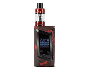 SMOK Alien 220W TC Kit - Camo Red