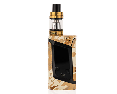 SMOK Alien 220W TC Kit - Camo Yellow