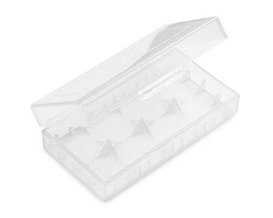 Battery Carrying Case - Clear