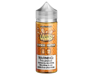 Loaded - Cookie Butter (120ml)