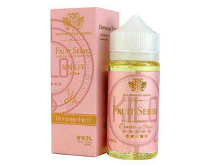 Kilo Fruit Series - Dewberry Fruit (100ml)