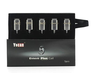 YoCan Evolve Plus Coils (5 Pc)
