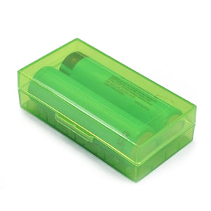 Battery Carrying Case - Green