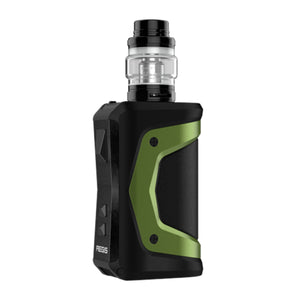 Geekvape Aegis X Starter Kit - green black