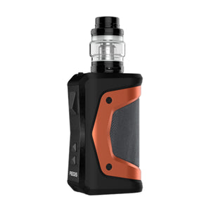 Geekvape Aegis X Starter Kit - signature orange