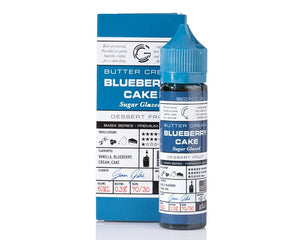 Glas Basix Series - Blueberry Cake (60ml)