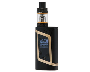 SMOK Alien 220W TC Kit - Black/Gold