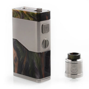 Wismec Luxotic NC 250W & Guillotine V2 RDA Kit