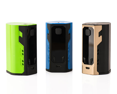 iJoy Captain X3 324W Mod (w/ 3 20700 Batteries)