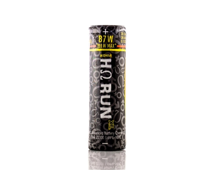Hohm Run XL 21700 4007mAh 30.3A Battery (Single)
