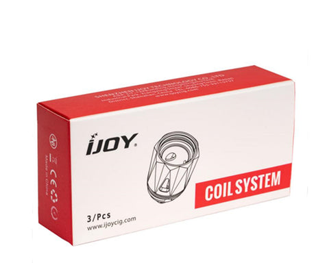 iJoy Diamond DM Replacement Coils (3 Pc)