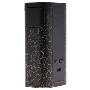 iJoy Captain PD270 234W TC Mod (w/2 20700 Batteries) - Gold/Black Cracks