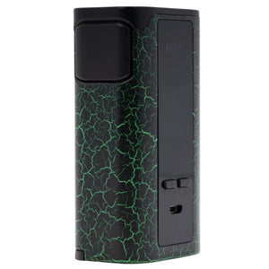 iJoy Captain PD270 234W TC Mod (w/2 20700 Batteries) - Green/Black Cracks