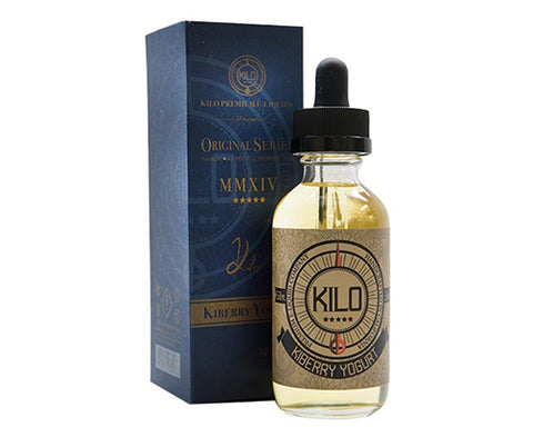 Kilo - Kiberry Yogurt (60ml)