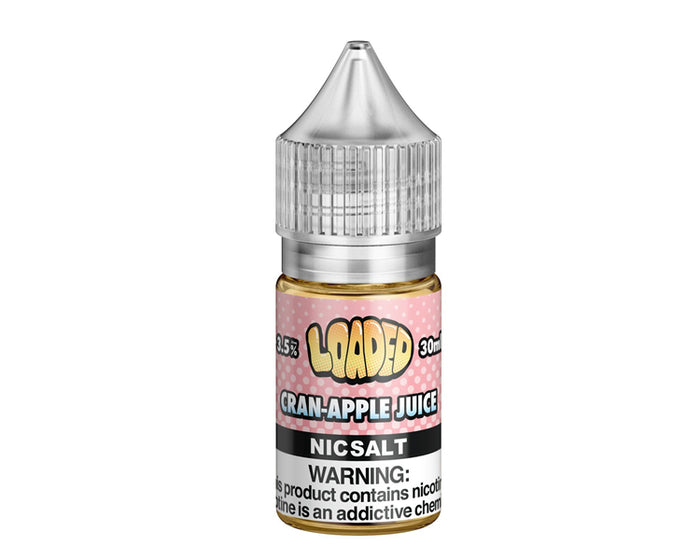 Loaded Salts - Cran Apple Juice (30mL)