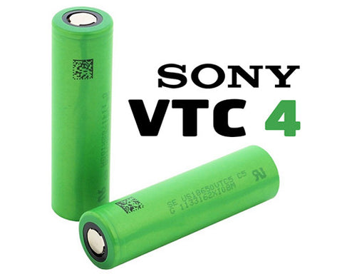 Sony VTC4 18650 2100mAh Batteries (2 Pc)