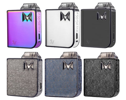 Mi-Pod Kit by Smoking VaporMi-Pod Kit by Smoking Vapor