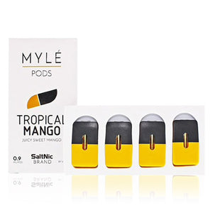 MYLE Replacement Flavor Pods (4 Pc)