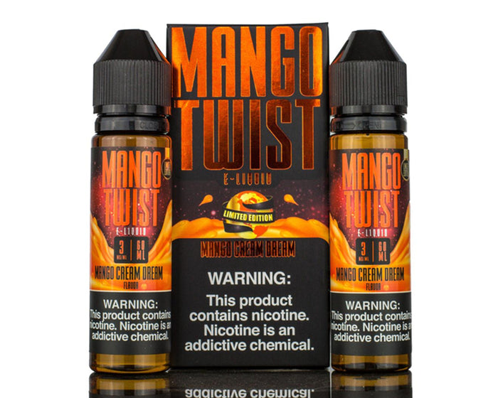 Mango Twist - Mango Cream Dream (120ml)