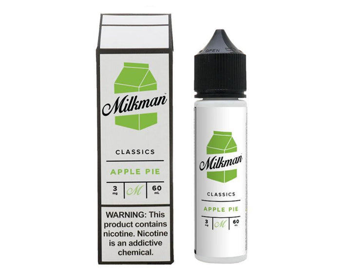 The Milkman - Apple Pie (60mL)