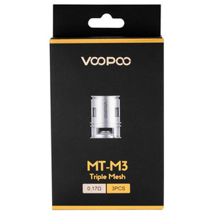 VOOPOO MT Replacement Coils - MT-M3