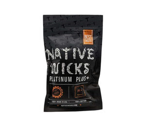 Native Wicks Cotton Platinum+ Plus