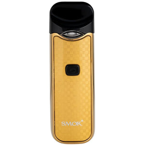 SMOK Nord All In One Pod Starter Kit -  CARBON fiber - Gold